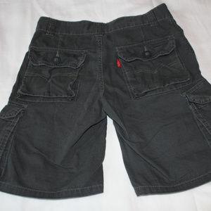 Levi's Bottoms - Levi's Boys 8 Grey Shorts